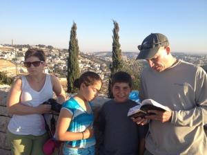 Mt. Scopus, Jerusalem